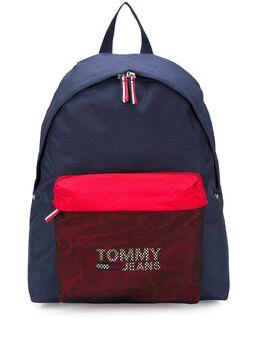 Tommy Hilfiger mesh pocket backpack AM0AM05531