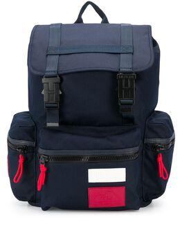 Tommy Hilfiger TH Nylon Drawstring Flap backpack AM0AM05707