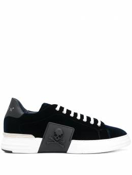 Philipp Plein Statement low-top sneakers A19SMSC2522PTE086N