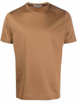 Corneliani футболка с круглым вырезом 85G5000125000