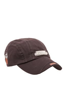 Темно-серая бейсболка с логотипом C2H4 2208104577