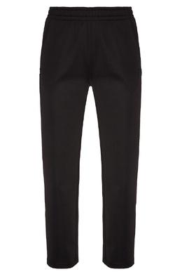 Черные трикотажные брюки с декором Acne Studios 876109110