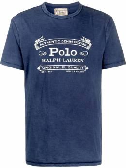 Polo Ralph Lauren футболка с логотипом 710795143