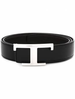 Tod's T-plaque classic belt XCMCQR50100NDJ0C42