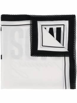 Moschino платок с логотипом Couture 03579M2205