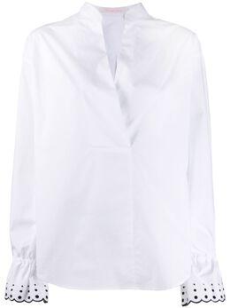See By Chloe блузка с расклешенными манжетами CHS20SHT26029