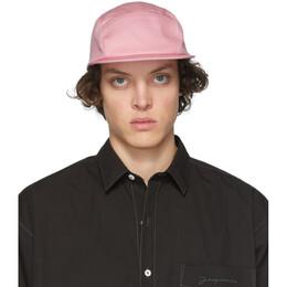 Jacquemus Pink La Casquette Porte Cap 205AC01-205 69400