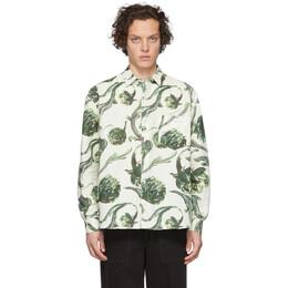Jacquemus White La Chemise Simon Shirt 205SH01-205 2653S
