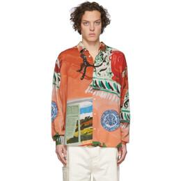 Jacquemus Multicolor La Chemise Henri Shirt 205SH13-205 1905W