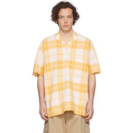Jacquemus Yellow Le Polo Torchon Polo 205KN16-205 47232