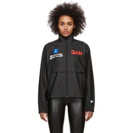 Adidas Originals By Alexander Wang Black NYC Track Jacket FI6972