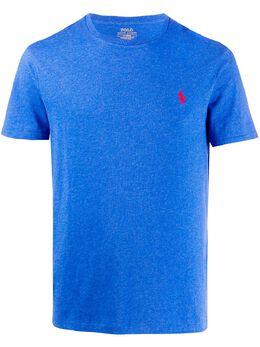 Polo Ralph Lauren футболка с вышитым логотипом 710671438126