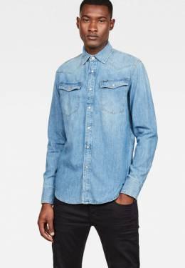 Рубашка джинсовая G-Star D12697