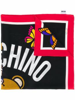 Moschino платок с принтом Teddy Bear 03525M2208