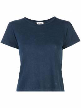 Re/Done укороченная футболка с короткими рукавами 0242WSC1