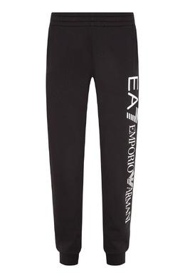 Спортивные брюки с крупным логотипом Emporio Armani 2706184097