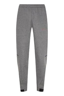 Серые брюки со вставками Emporio Armani 2706184034