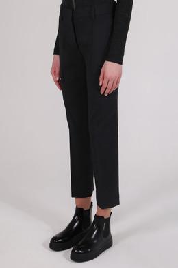 Укороченные брюки со стрелками Prada 40183774