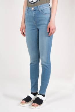 Голубые джинсы скинни J Brand 141184118