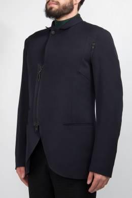 Темно-синий пиджак на молнии Yohji Yamamoto 3193183593