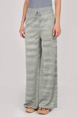 Полосатые брюки с завышенной талией Missoni 33183582