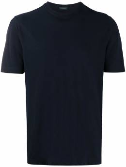 Zanone relaxed-fit cotton T-shirt 811821Z0380