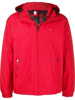 Tommy Hilfiger куртка на молнии с капюшоном MW0MW12007XLG
