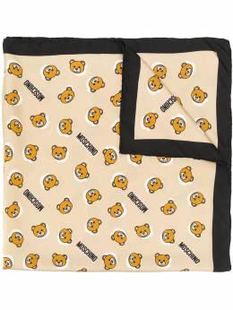 Moschino платок с принтом 03549M2206