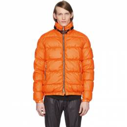 Moncler Genius 6 Moncler 1017 ALYX 9SM Orange Down Deimos Jacket 41305 - 00 - 54AD6