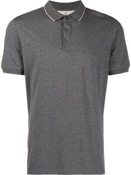 Brunello Cucinelli striped collar polo shirt M0T610718CI992