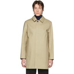 Mackintosh Beige Dunoon Coat ROP6617D