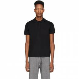 Kenzo Black Fitted Polo FA55PO0494BE