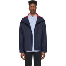 Polo Ralph Lauren Navy Ripstop Logo Jacket 710777220001