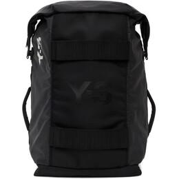 Y-3 Black Hybrid Duffle Bag FQ6966