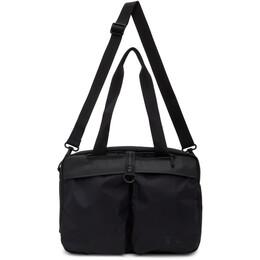 Y-3 Black Holdall Duffle Bag FQ6991