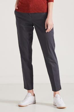 Темно-серые брюки со стрелками Fabiana Filippi 2658132182