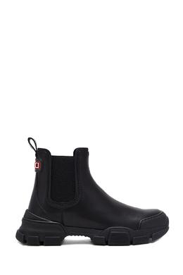Ботинки челси на грубой резиновой подошве Gucci 470184222