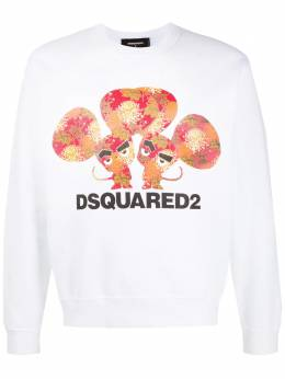 Dsquared2 Dyed Mice Sweatshirt S74GU0393S25042