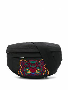 Kenzo поясная сумка с вышивкой Tiger F865SF305F20
