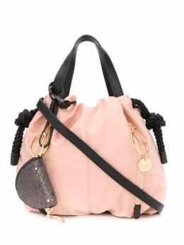 See By Chloe Mini Flo shoulder bag CHS18AS964390