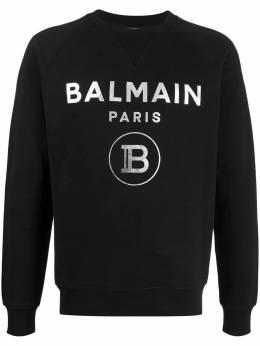 Balmain толстовка с логотипом TH03279J078