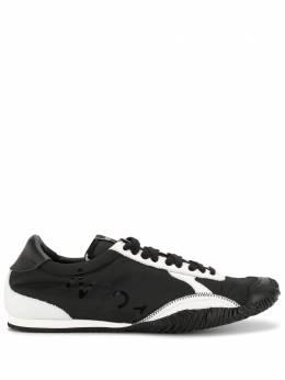 No. 21 кроссовки со вставками 20ESU00190019