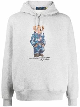 Polo Ralph Lauren long sleeve printed logo hoodie 710792904
