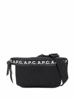 A.P.C. поясная сумка с логотипом H62130COEAK