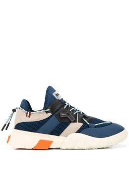 Bally кроссовки с контрастными вставками 6231571