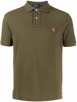 Polo Ralph Lauren рубашка-поло из ткани пике 710795080
