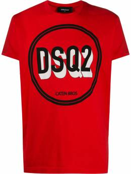 Dsquared2 Supernegative Dyed Tee S74GD0659S22427
