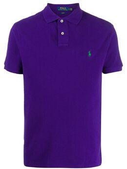 Polo Ralph Lauren short sleeve embroidered logo polo shirt 710795080