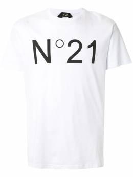 No. 21 футболка с логотипом 20EN1M0F0216317