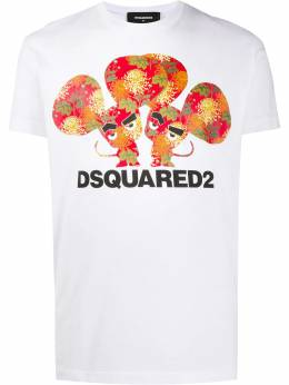 Dsquared2 Dyed Mice Tee S74GD0654S22427